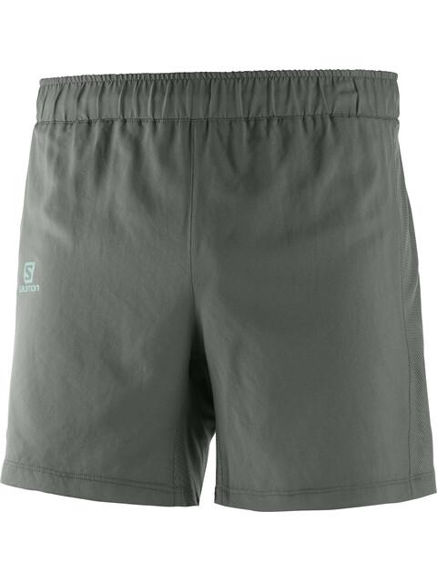 "Salomon Agile Shorts Men 5"" urban chic"